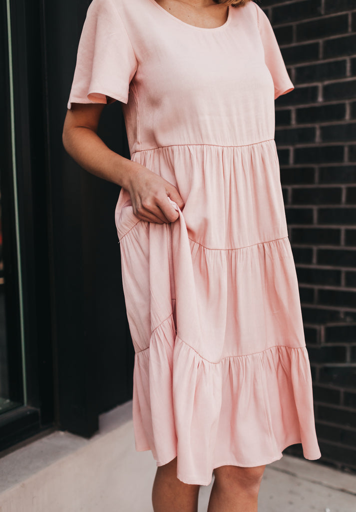 Eleanor Swing Dress