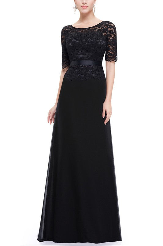 Lace Special Event Gown