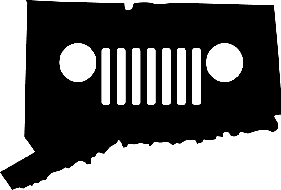 Connecticut Grille Decal