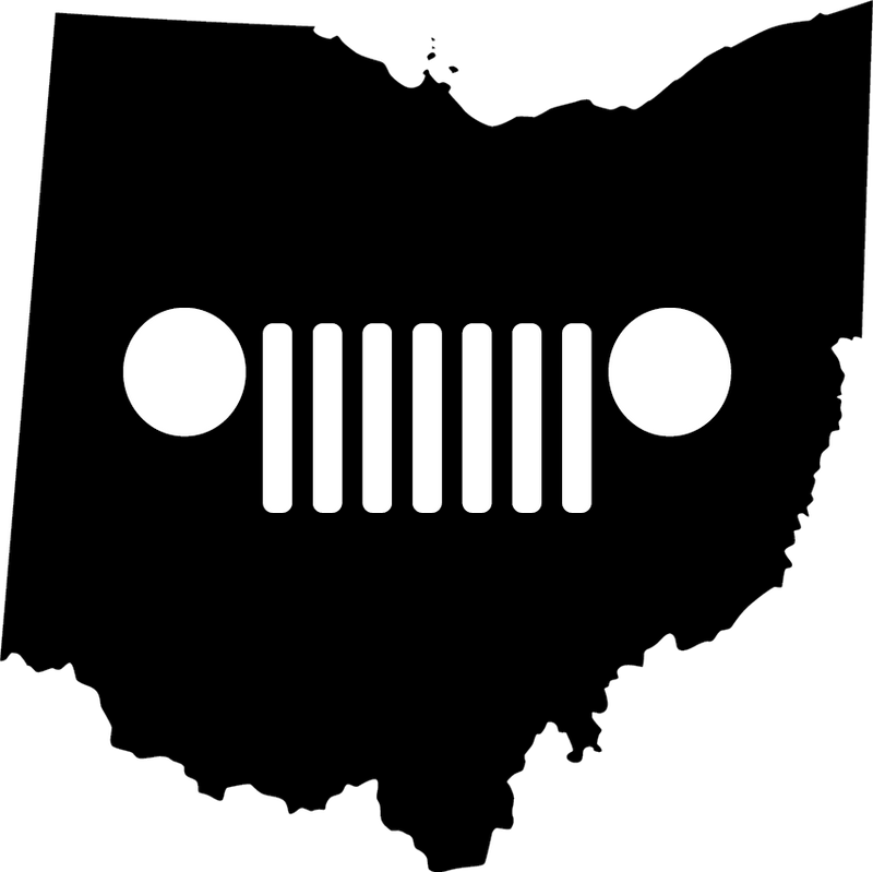 Ohio Grille Decal