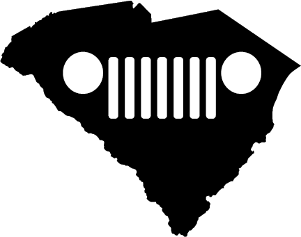 South Carolina Grille Decal