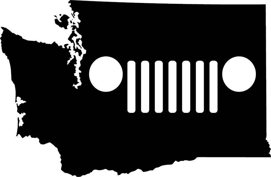 Washington Grille Decal