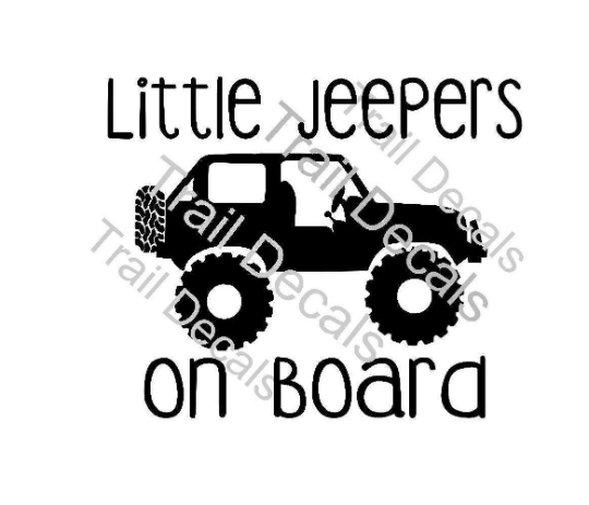 Little Jper/Jpers On Board