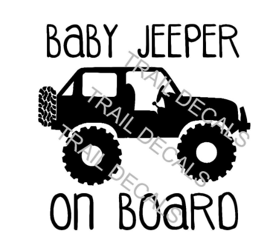 Baby Jper/Jpers on Board