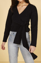 Load image into Gallery viewer, MINK PINK DESIRE WRAP CARDIGAN
