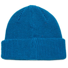 Load image into Gallery viewer, OBEY BOLD ORGANIC BEANIE BLUE SAPPHIRE
