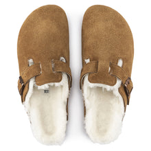 Load image into Gallery viewer, BOSTON SHEARLING MINK SUEDE LEATHER
