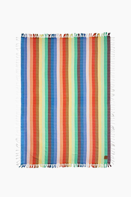 ZEPPELIN FRINGE BEACH BLANKET