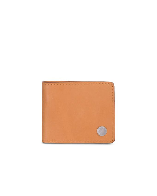 HERSCHEL VINCENT WALLET TAN LEATHER