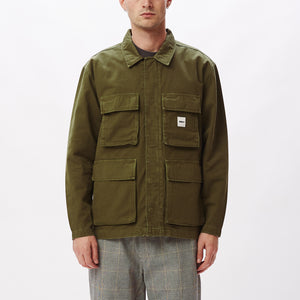 OBEY PEACE BDU JACKET ARMY