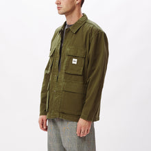 Load image into Gallery viewer, OBEY PEACE BDU JACKET ARMY