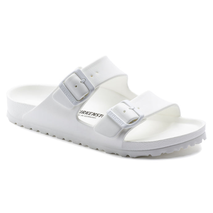 BIRKENSTOCK ARIZONA EVA WHITE