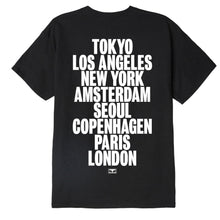 Load image into Gallery viewer, INTERNATIONAL CITIES BASIC T-SHIRT