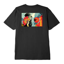 Load image into Gallery viewer, OBEY FAN THE FLAMES T-SHIRT