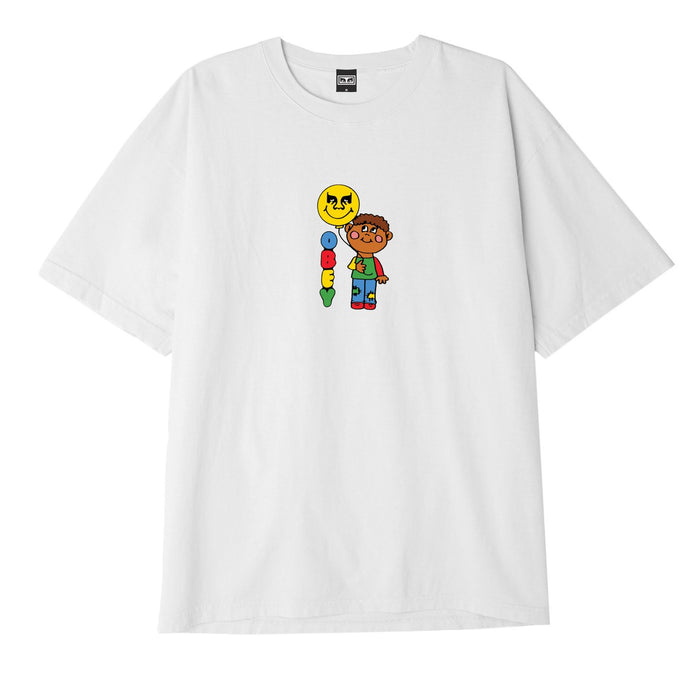 OBEY BALLOON HEAVYWEIGHT BOX T-SHIRT