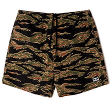 Load image into Gallery viewer, OBEY EASY RELAXED TIGER CAMO SHORTS