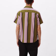 Load image into Gallery viewer, OBEY SHANTY SHORT SLEEVE SHIRT LILAC