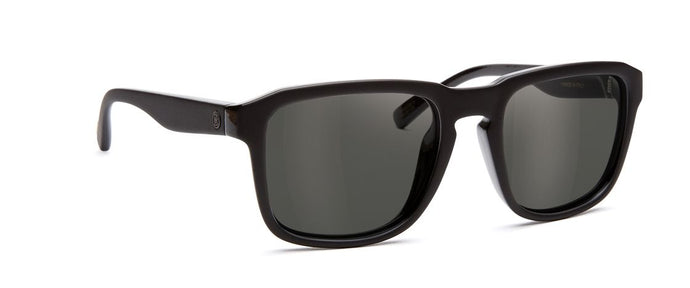 D'BLANC AFTER HOURS SUNGLASSES GLOSS BLACK GREY