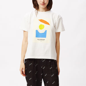 OBEY ABSTRACT T-SHIRT