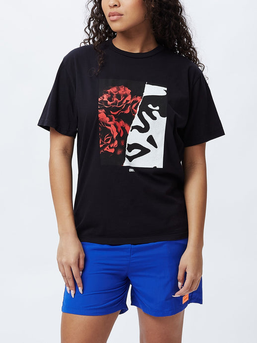 FLORAL ICON CHOICE TEE
