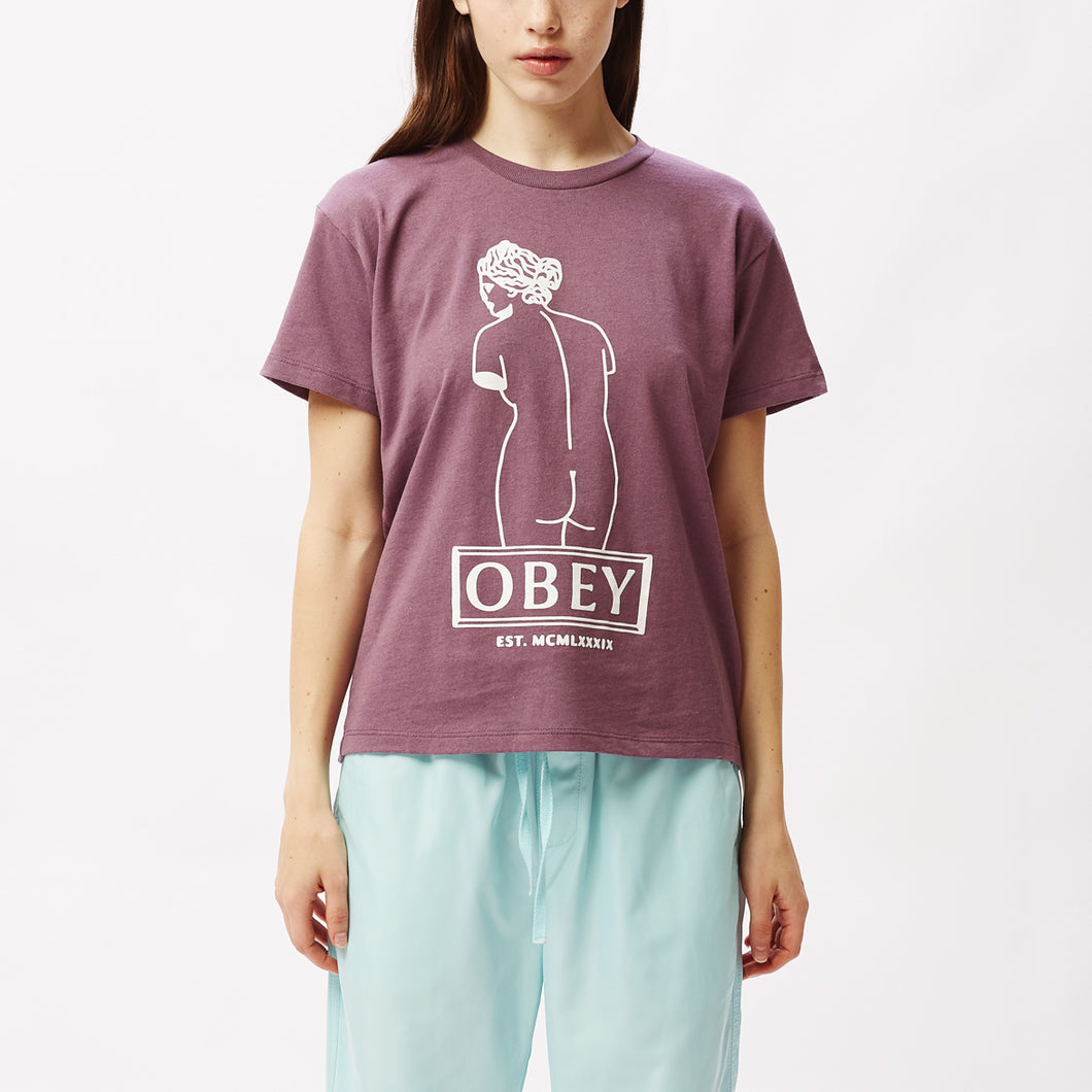 OBEY NASTY WOMAN T-SHIRT