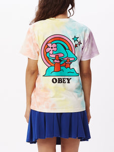 OBEY HAPPY LAND CUSTOM BOX T-SHIRT