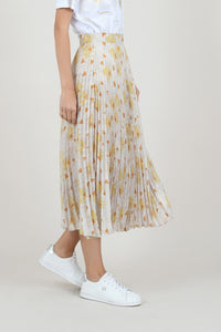 MOLLY BRACKEN PRINTED SKIRT