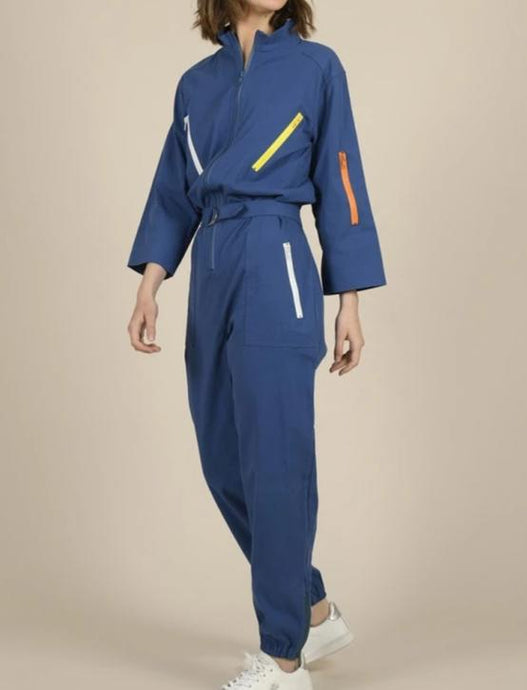 MOLLY BRACKEN NASA JUMPSUIT
