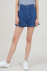 MOLLY BRACKEN BILLIE HIGH WAIST SHORTS