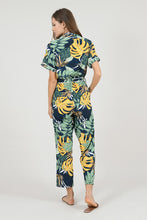 Load image into Gallery viewer, MOLLY BRACKEN JUNGLE FEVER TROPICAL PRINT JUMPSUIT