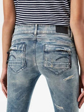 Load image into Gallery viewer, Midge Cody Mid Waist Skinny Jeans