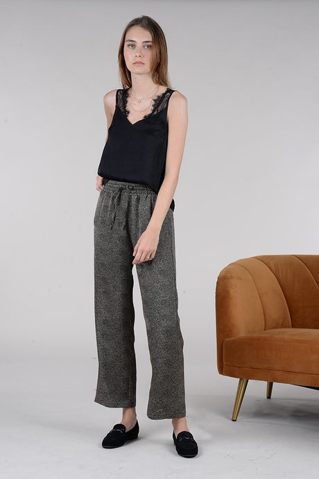 MOLLY BRACKEN EASY DRAW PRINTED PANT