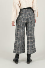 Load image into Gallery viewer, MOLLY BRACKEN PLAID WIDE LEG PANTS
