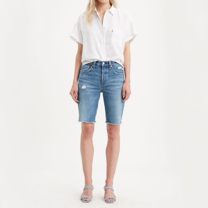 LEVIS 501 KNEE LENGTH SHORTS