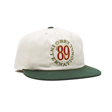 Load image into Gallery viewer, OBEY CLASSIC 89 STRAPBACK