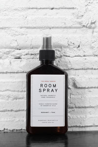 Manready Mercantile Bergamot + Teak Room Spray