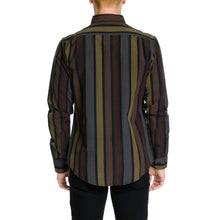 Load image into Gallery viewer, Ezekiel Cooper Long sleeve button up back