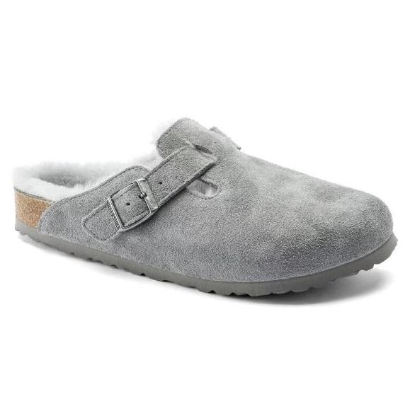 BOSTON SHEARLING DOVE GRAY