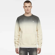 Load image into Gallery viewer, G STAR DIP DYE SWEATER