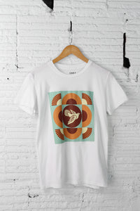 Obey Dove graphic tee