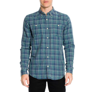 GREENWICH BUTTON UP