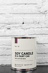 Manready Mercantile Fig Soy Candle