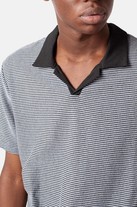 RHYTHM RETRO STRIPE POLO