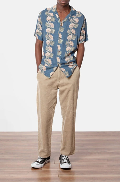 RHYTHM HONOLULU SHORT SLEEVE BUTTON UP