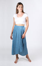 Load image into Gallery viewer, LIRA KELLI SKIRT BLUE