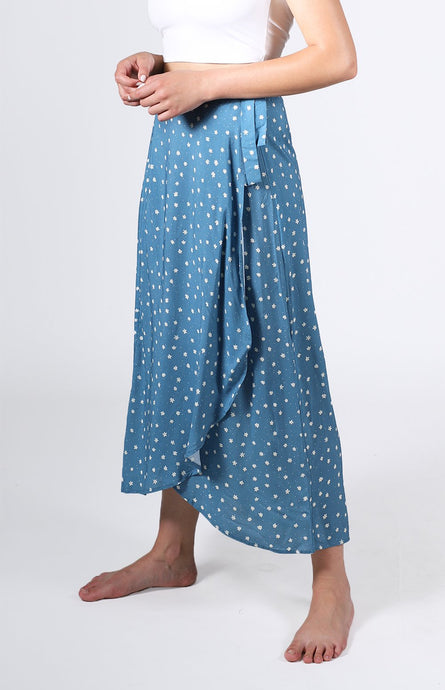 LIRA KELLI SKIRT BLUE