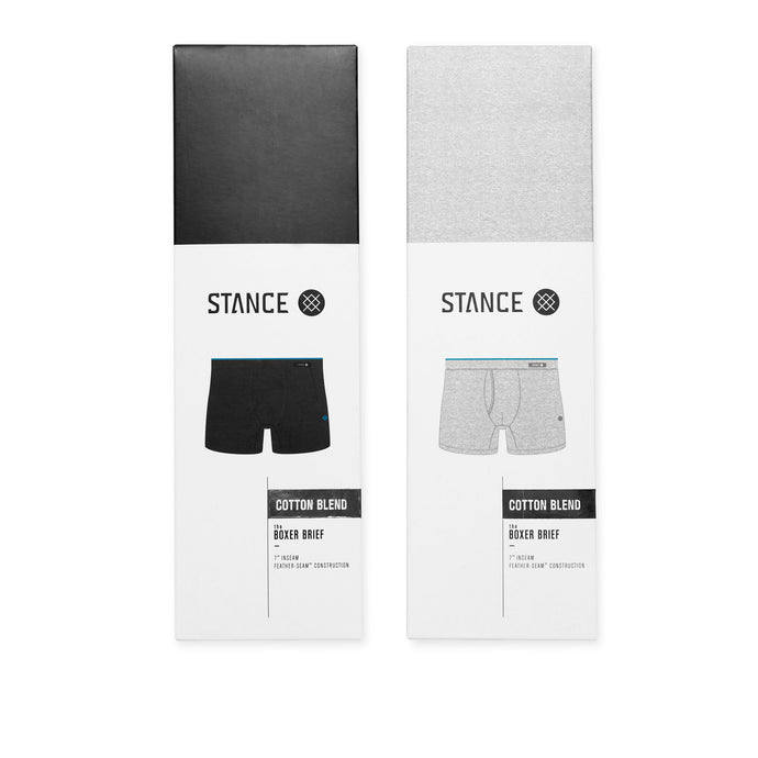 STANCE STANDARD 2 PACK BOXER BRIEF