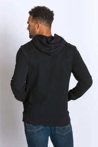 ABLY PIONEER HOODED JACKET BLACK
