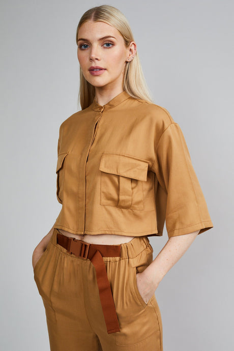 Native Youth The Eve Tencel Blouse