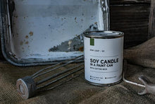Load image into Gallery viewer, MANREADY MERCANTILE DEW LEAF SOY CANDLE